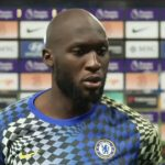 Romelu Lukaku Sparks Controversy as he fired Timo Werner shots after Villa Performance